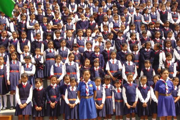 formal edu _ India Nord Est