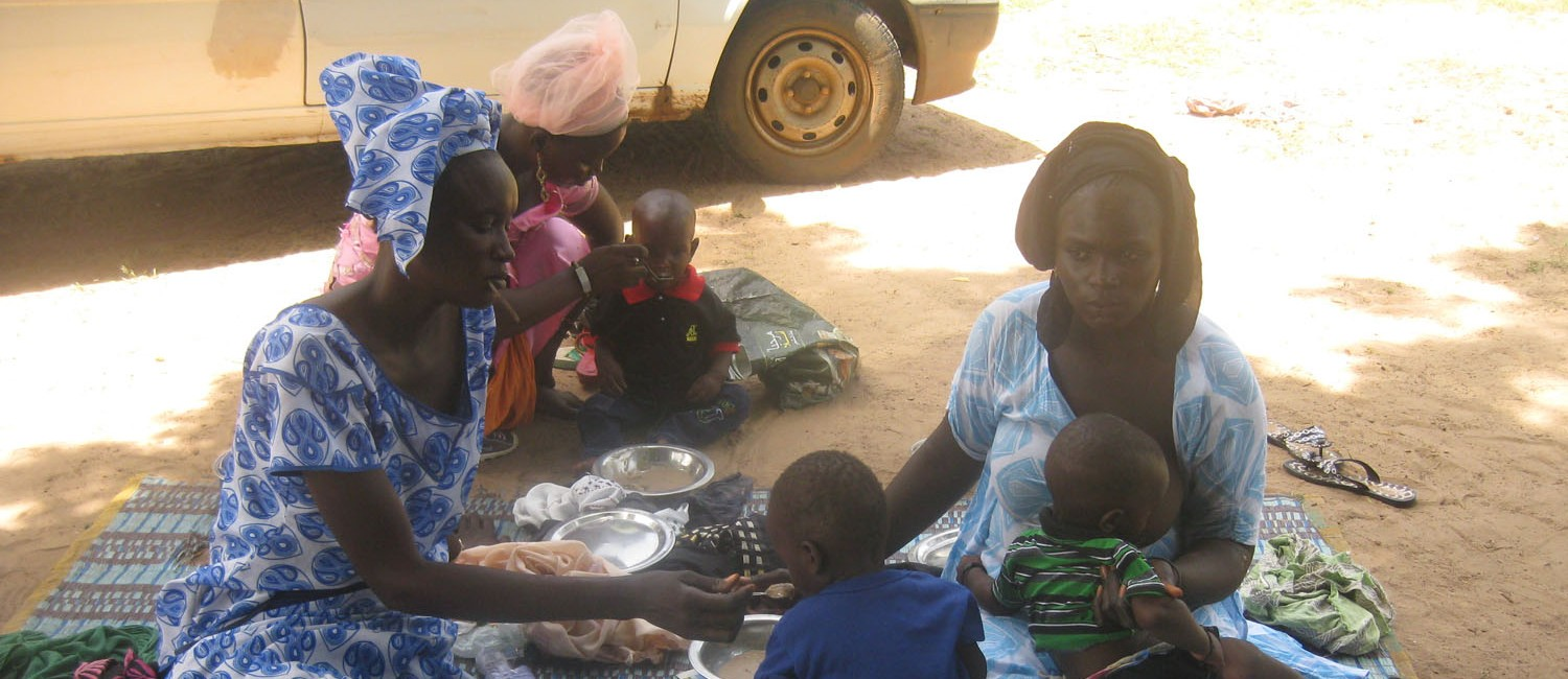 Nutritional in the village