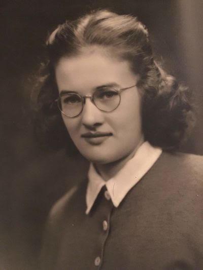 Aileen Gleason in 1943