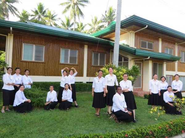 Participants of 14th program of preparation for Perpetual Profession June-December 2019