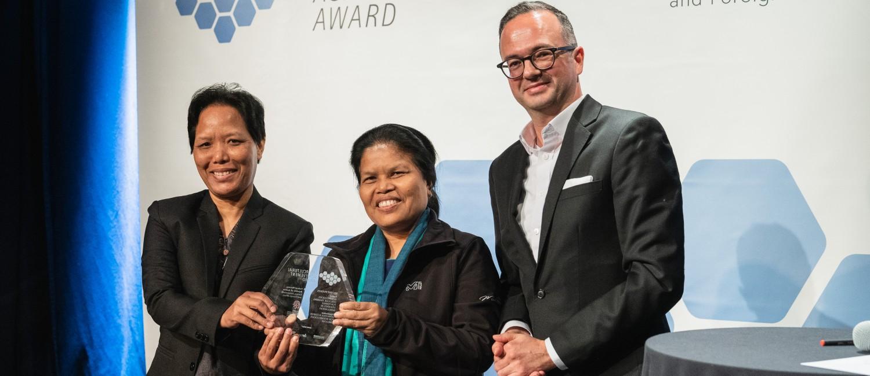 Intercultural Achievement Award 2019, Wien am 28. Oktober 2019 Copyright: BMEIA/ Eugénie Berger